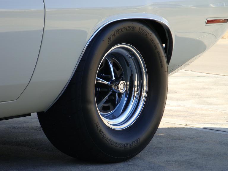 Fat Tires Cars