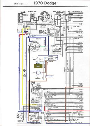 1970 Challenger electrical gremlins | Moparts Restoration & A12 Forum | Moparts Forums