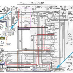 Dodge Wiring Diagrams 1997 Mitsubishi Mirage Radio Diagram 67 Charger 70 Cuda
