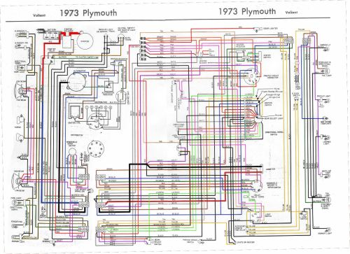 small resolution of 73 charger wiring diagram wiring diagrams scematic mopar distributor wiring diagram 1973 challenger wiring diagram wiring
