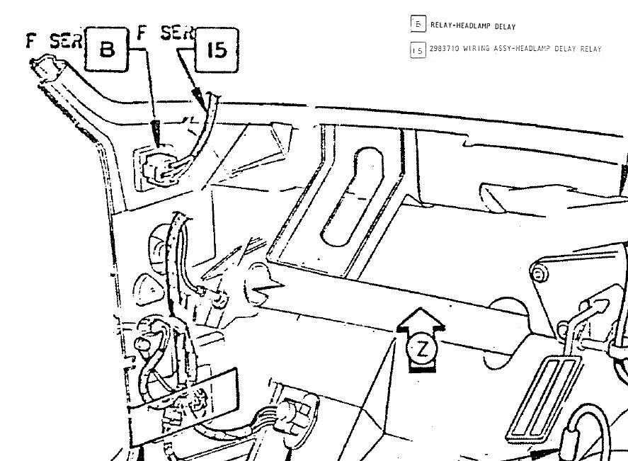 62 Cadillac Wiring Diagram