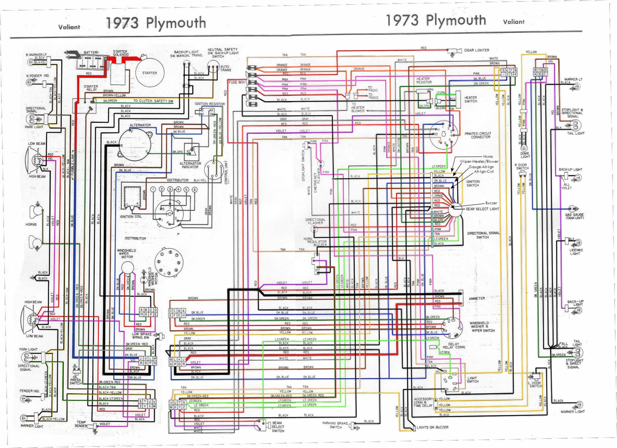 hight resolution of 74 plymouth duster wiring diagram wiring diagram todays 1973 ford wiring diagram 1973 dodge duster wiring diagram