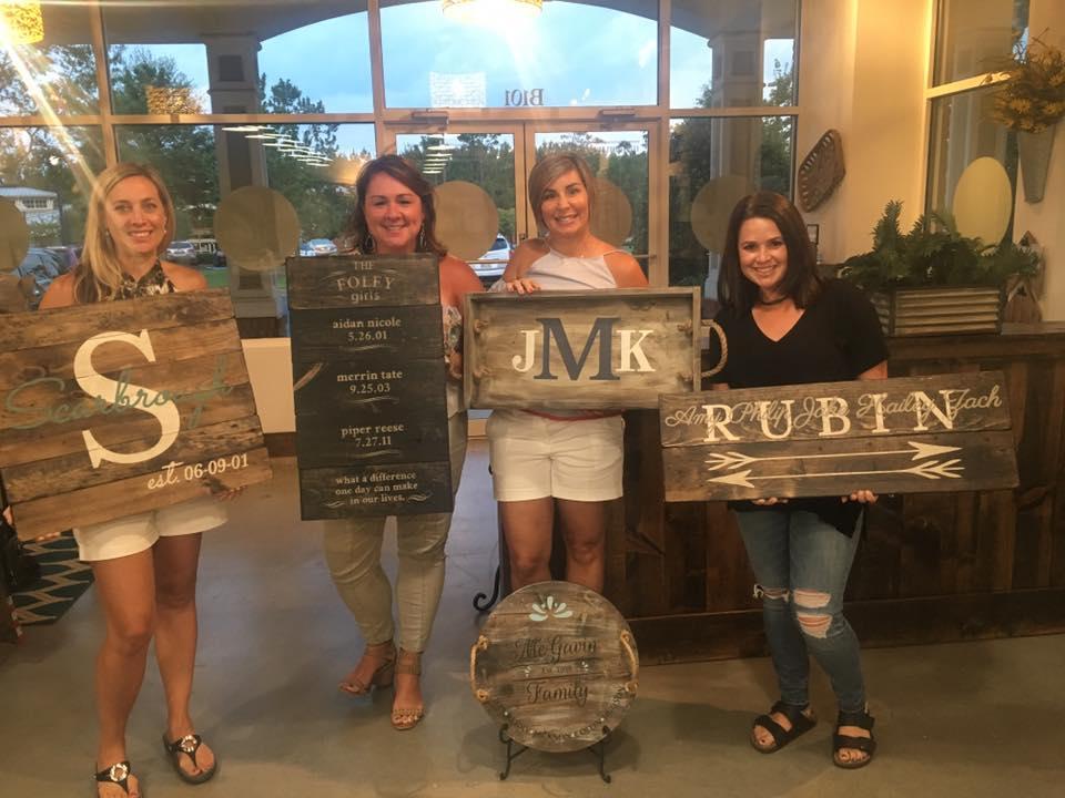 Johns Creek GA Board & Brush Set to Open | Make Custom ...
