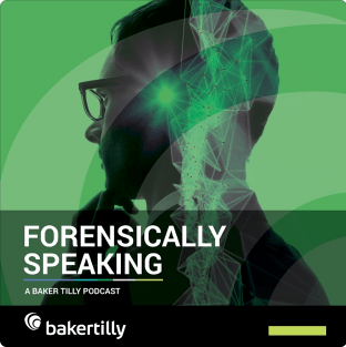 Forensically Speaking Cover Art