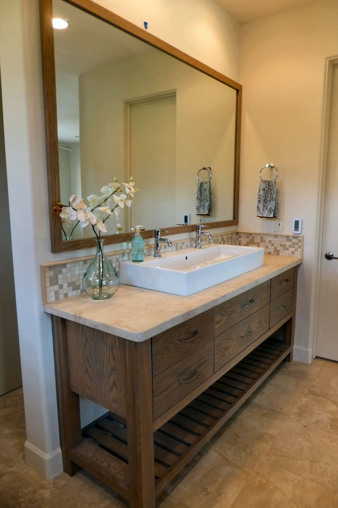Open Concept Bathroom Remodel  Board by Board Builders