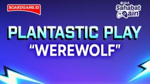 Ngobrolin Serunya Main Board Game Werewolf