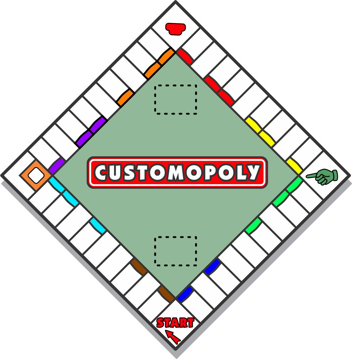 custom personalized monopoly games