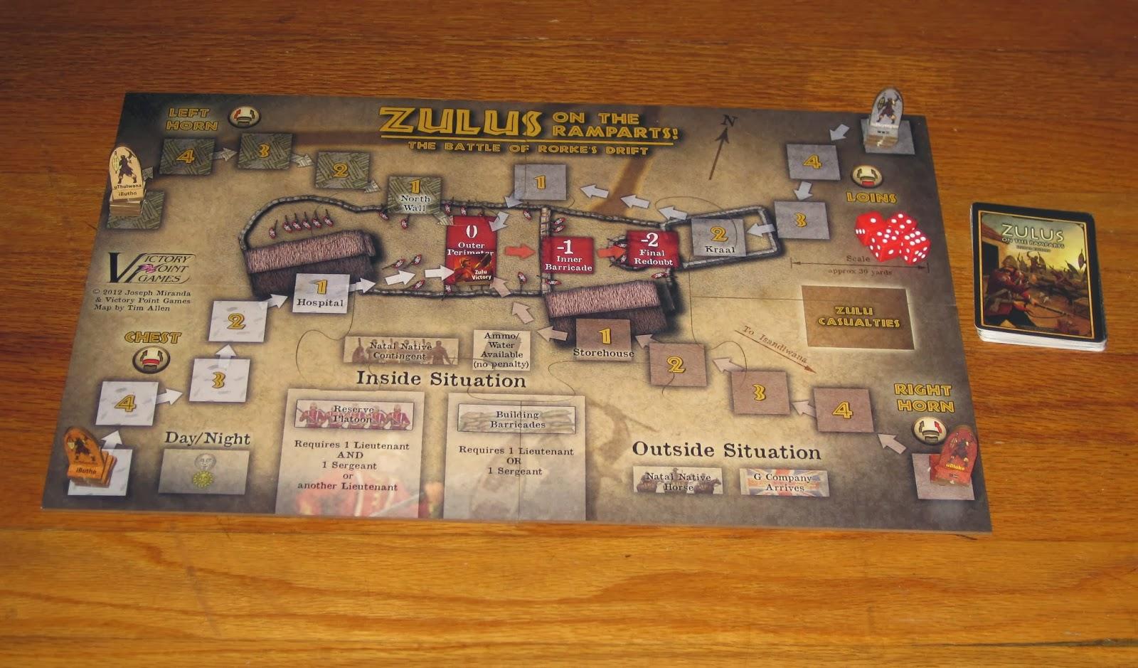 Zulu S Board Game Cafe Street  Main St