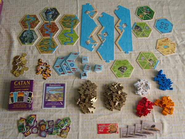 Settlers of catan, The o'jays and The settlers on Pinterest