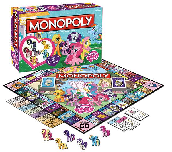 Especial, Galería de imágenes: Monopoly (5/6)