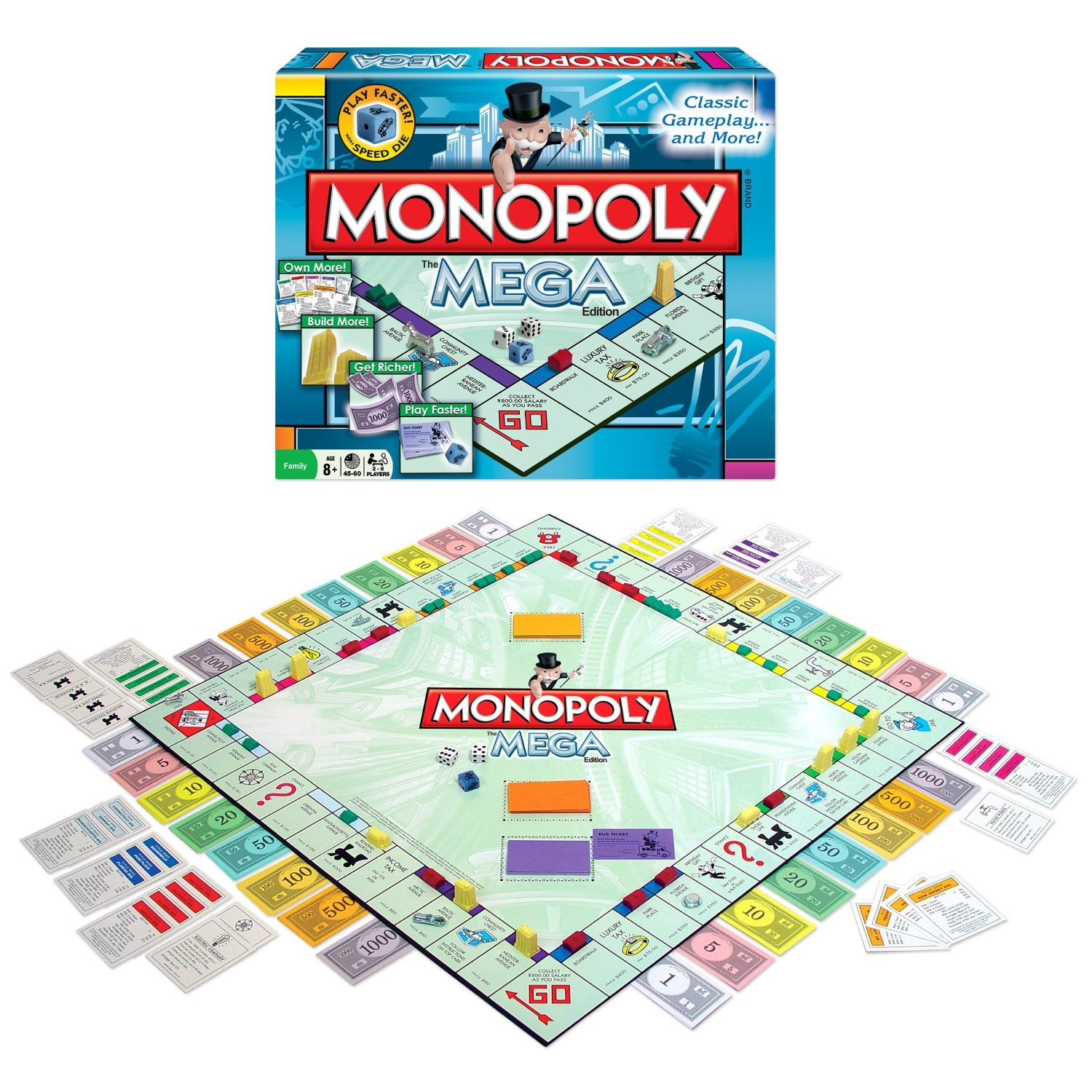 Different Types Monopoly Games