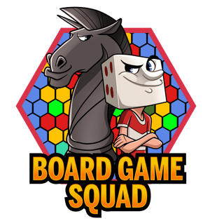 Board Game Squad Logo