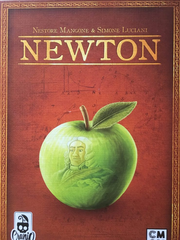 Newton box cover