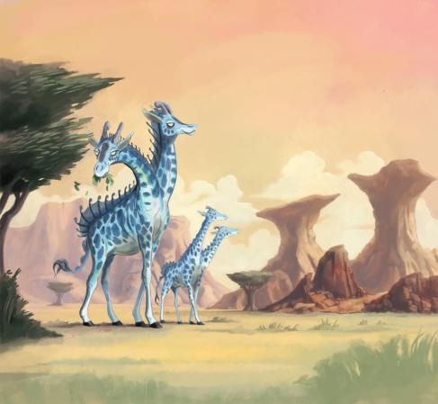 xenofera-giraffes