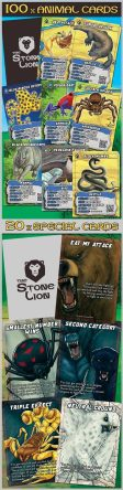 TheStoneLion_AnimalSpecialCards-