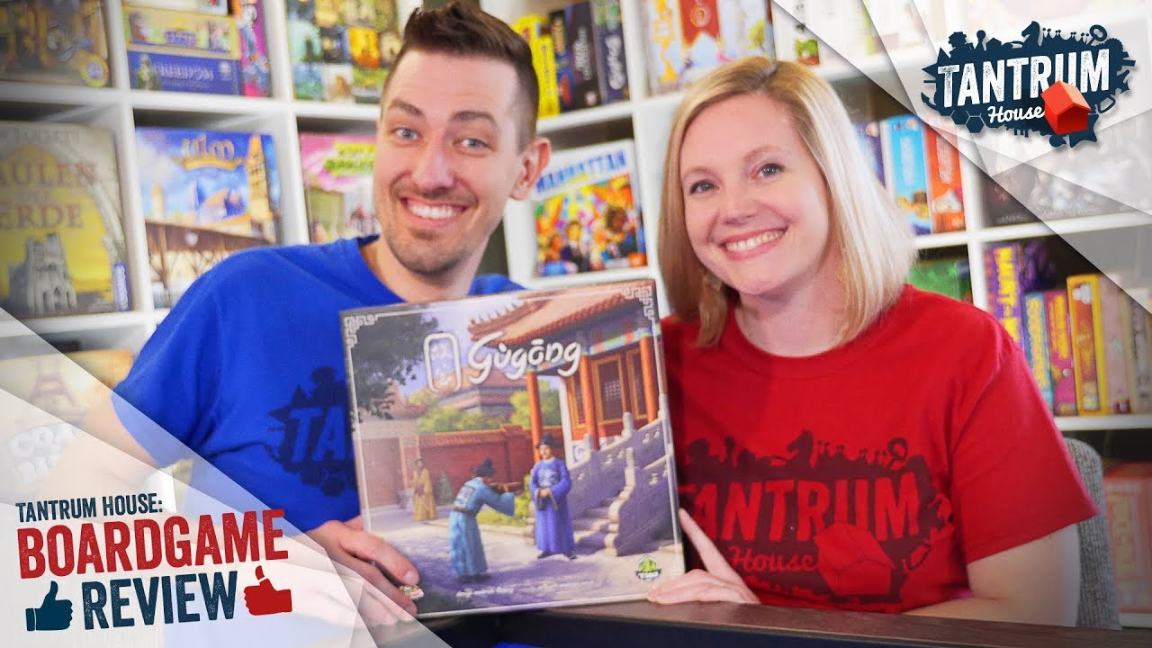 Gùgōng Board Game Review - BoardGame Stories