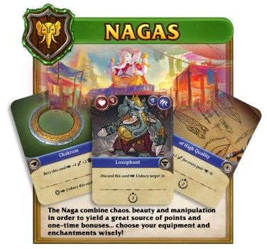 enchanters-Nagas