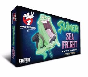 Ghostbusters: The Board Game II Slimer Sea Fright