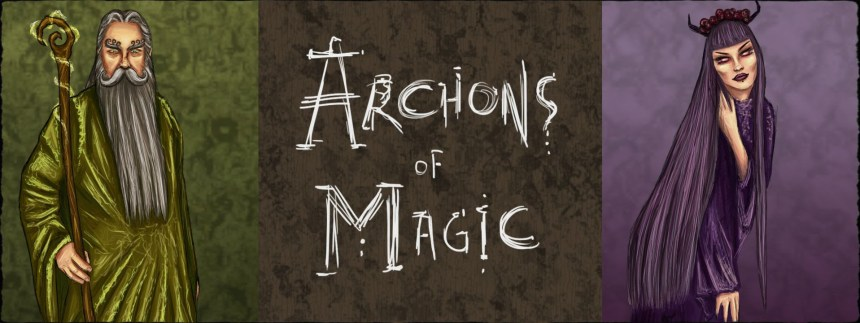 Archons of Magic