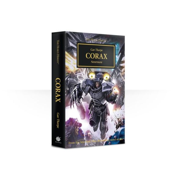 Book 40 Corax