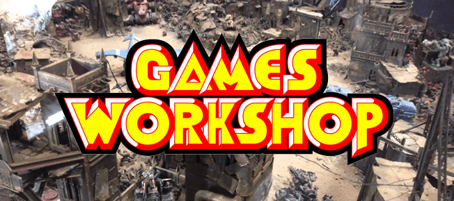 Games Workshop logo