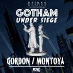 Batman The Animated Series – Gotham Under Siege Gordon Montoya