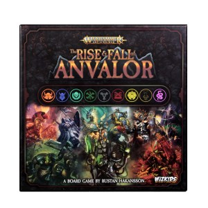 Warhammer: Age of Sigmar: The Rise and Fall of Anvalor