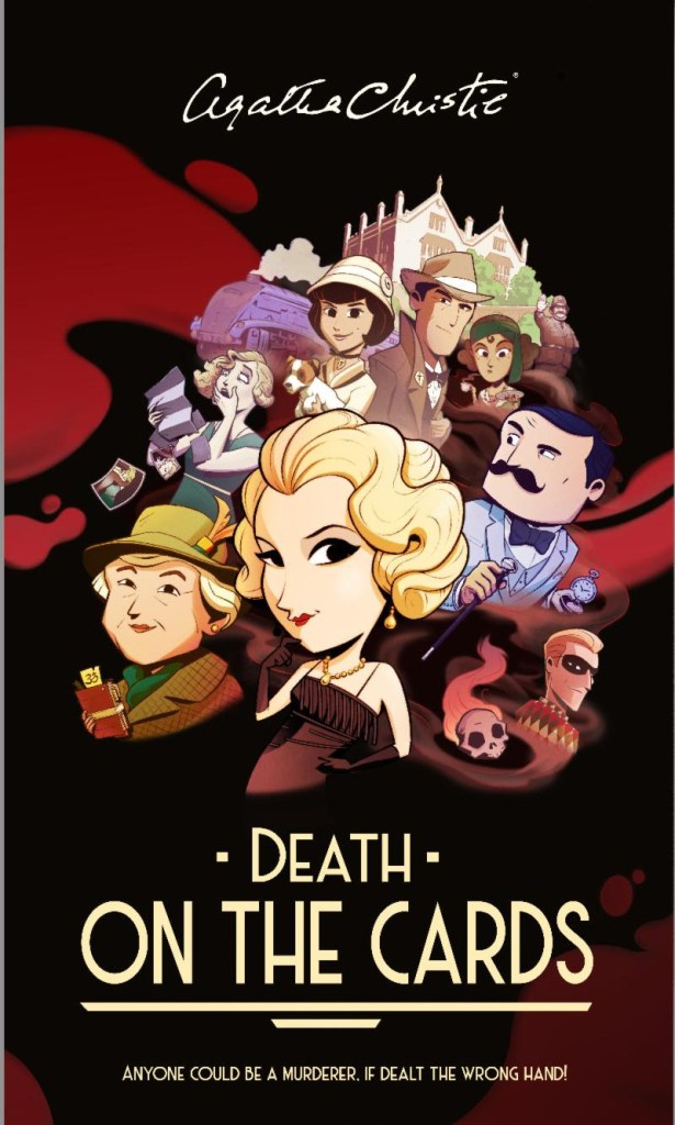 Agatha Christie - Death on the Cards