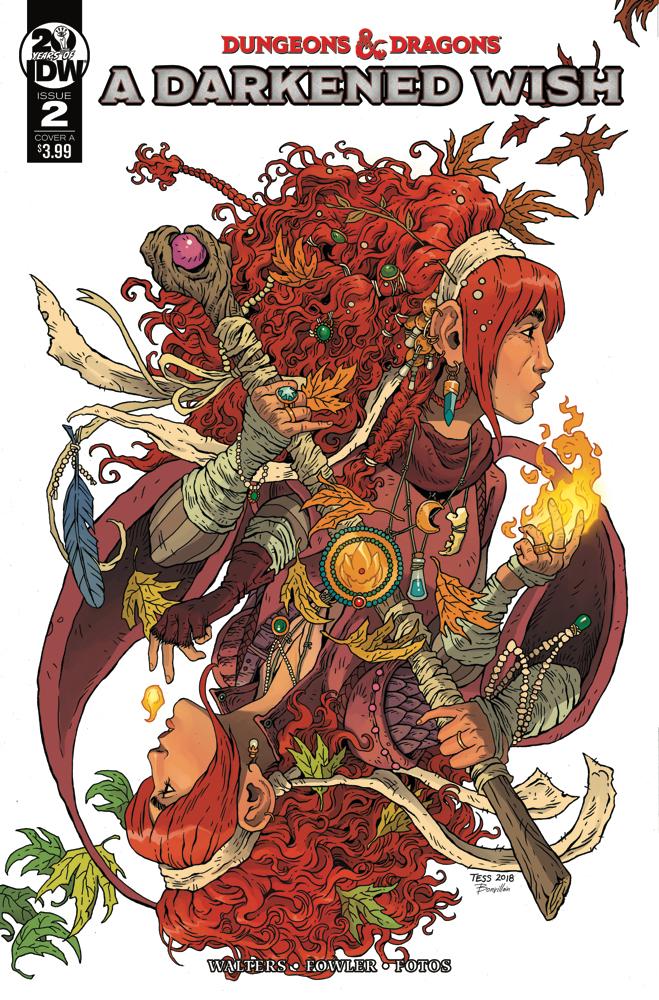 Dungeons & Dragons: A Darkened Wish #2