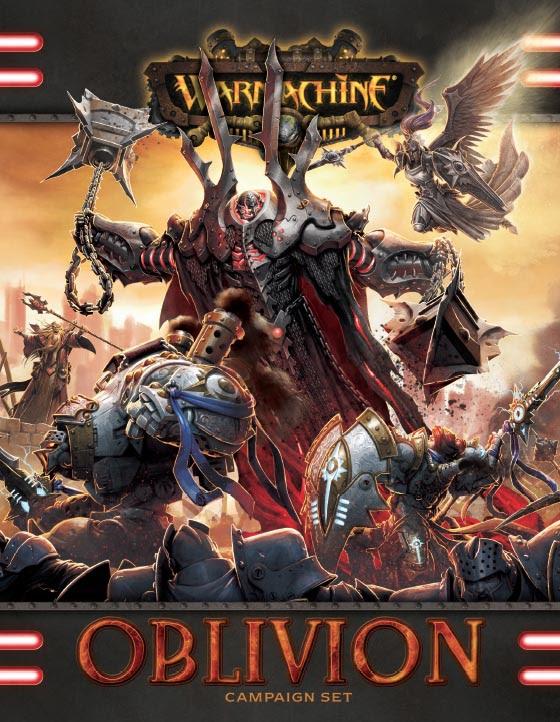 Oblivion Campaign Set