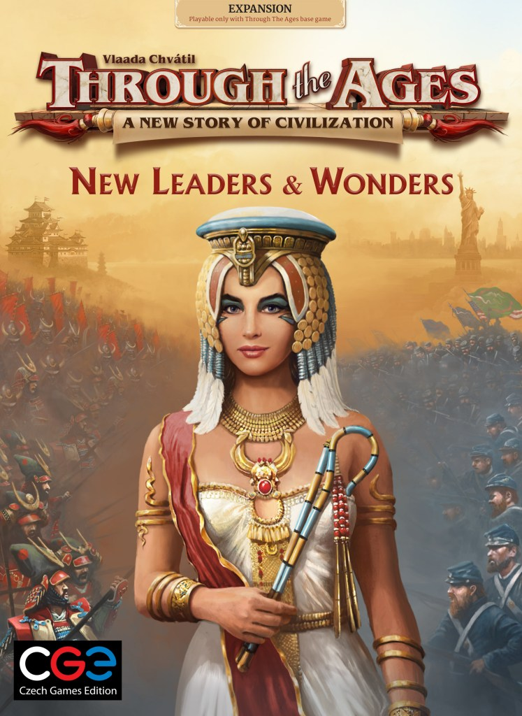 Through the Ages, New Leaders & Wonders