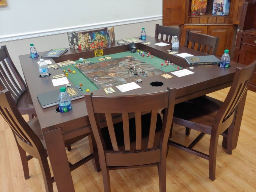 Carolina Game Tables 5x5 Table