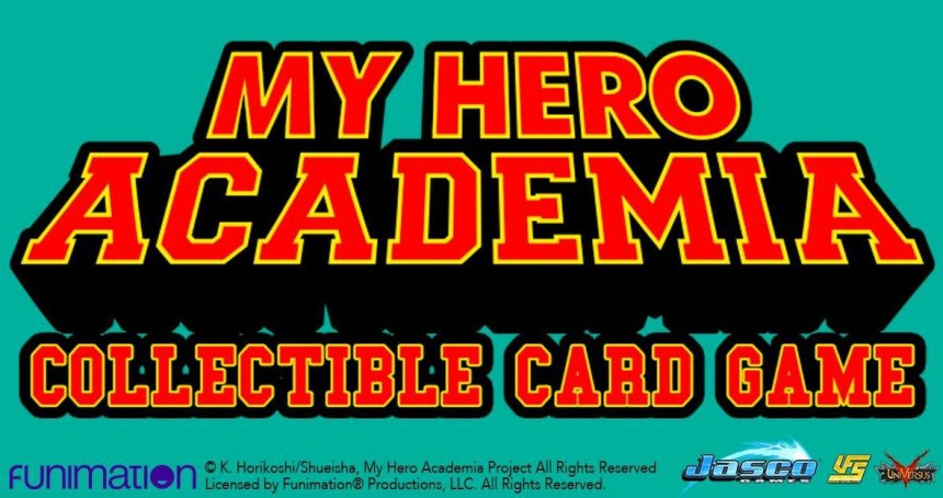 My Hero Academia Collectible Card Game
