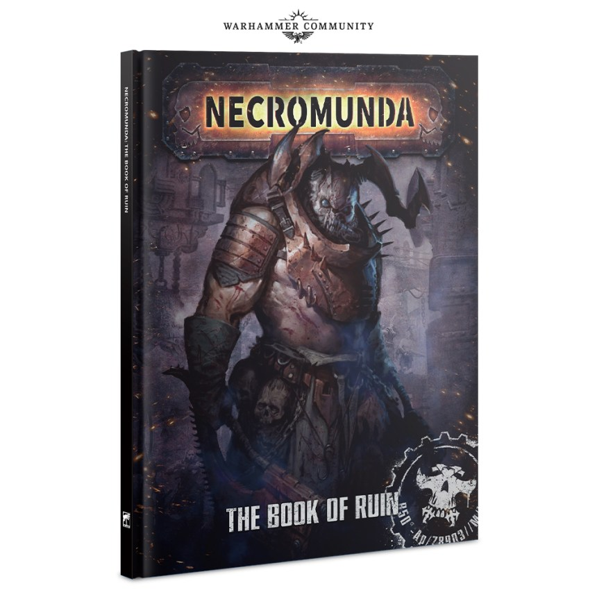 Necromunda The Book of Ruins