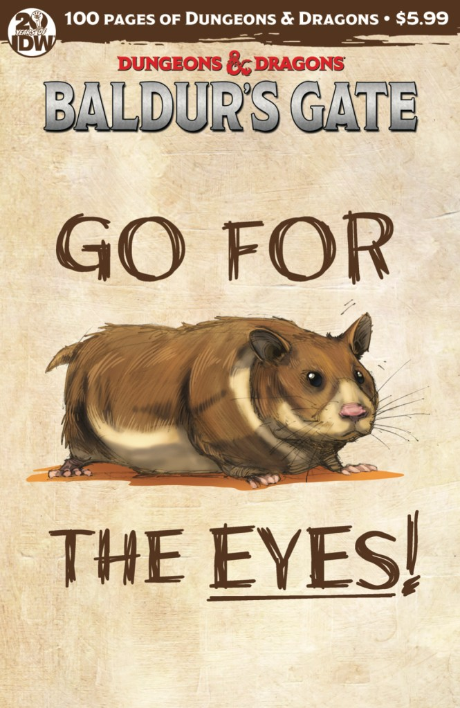 Dungeons & Dragons: Baldur's Gate 100-Pager