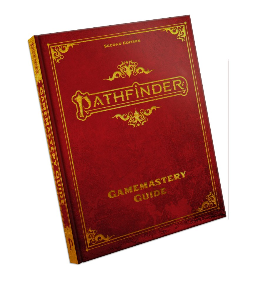 PATHFINDER GAMEMASTERY GUIDE HC