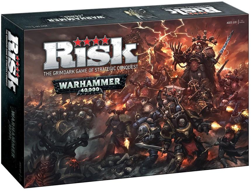 Risk: Warhammer 40,000