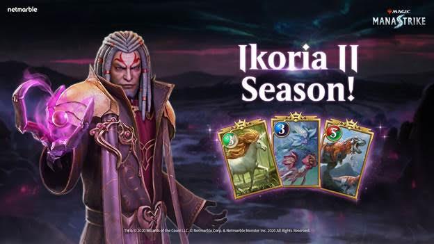 Magic: Manastrike Ikoria II