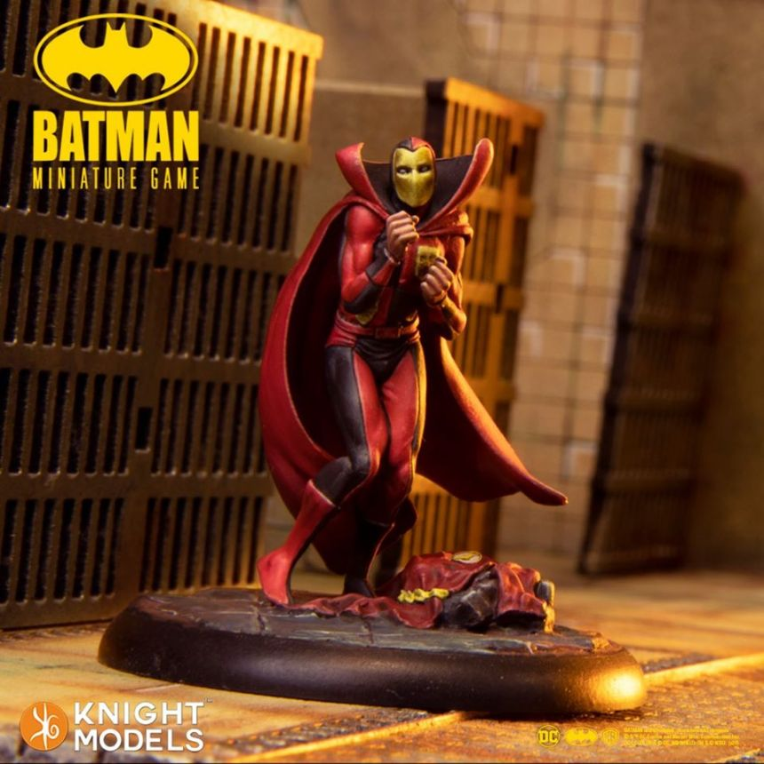 Psycho-Pirate Batman Miniature Game