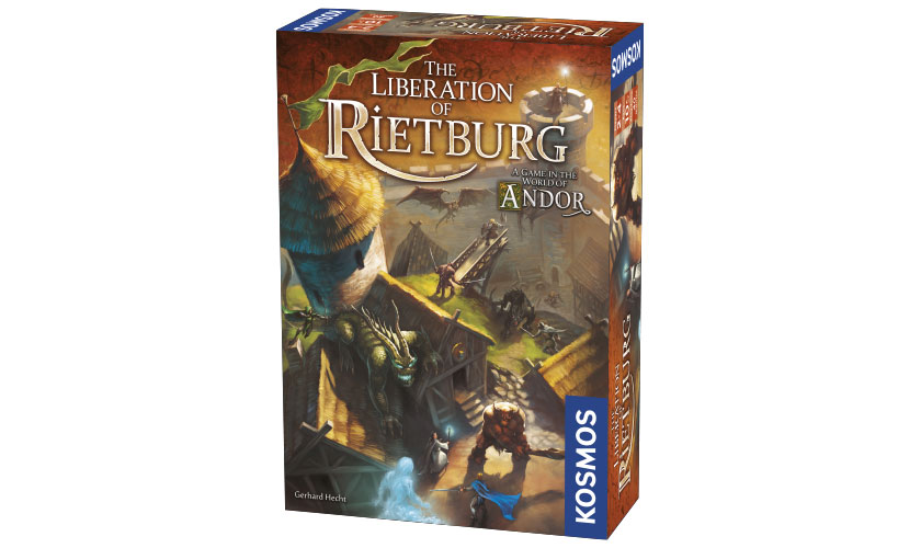 The Liberation Of Rietburg: A Game In The World Of Andor