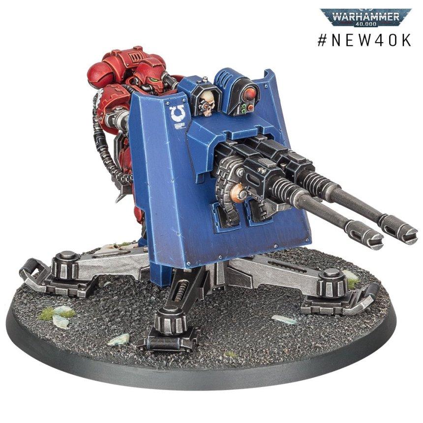 Firestrike Servo-turret