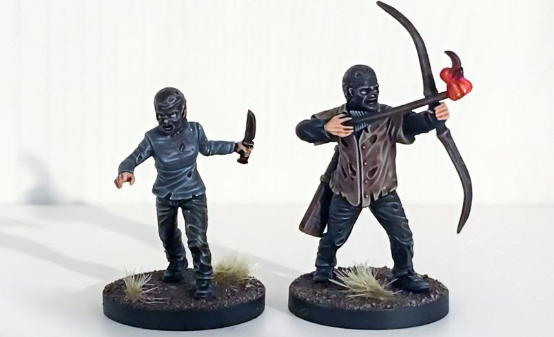 The Whisperers The Walking Dead miniature game
