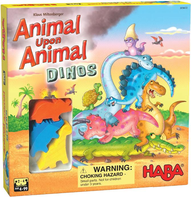 Animal Upon Animal Dinos