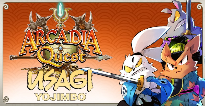 Arcadia Quest: Usagi Yojimbo Hero Pack