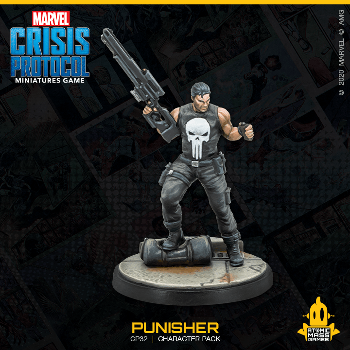 Marvel: Crisis Protocol  the Punisher