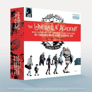 The Umbrella Academy Card Game
