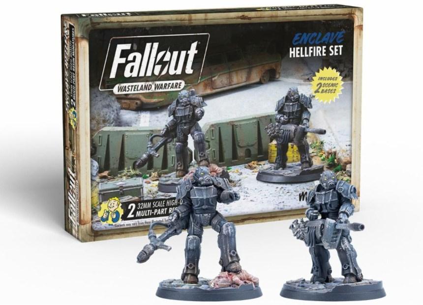 Enclave: Hellfire Set