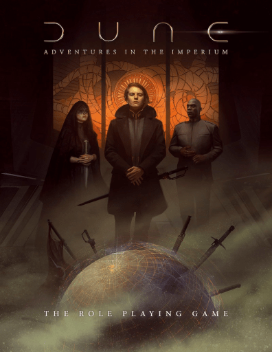 Dune: Adventures in the Imperium