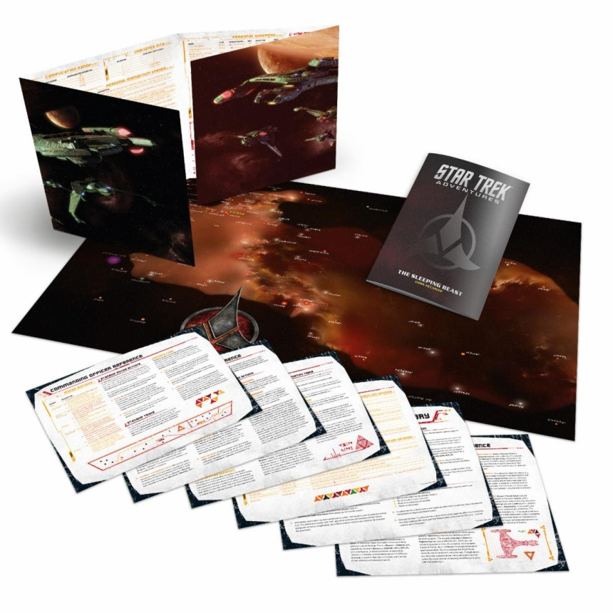 The Klingon Empire Gamemaster Toolkit