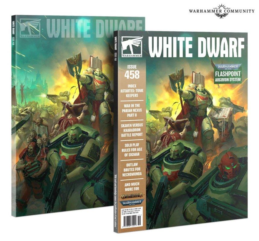 White Dwarf #458